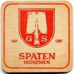 Spaten Beer was one of the first breweries in Germany to franchise it's brand of Beer in the 19th century.
