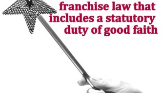 "American Bar ""Wizards"" Wish for Franchise Law Reform"