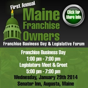 Maine Franchise Business Day & Legislative Forum